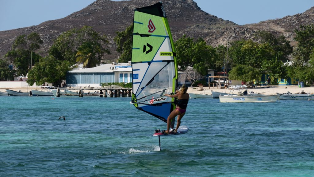 windsurf gran roque