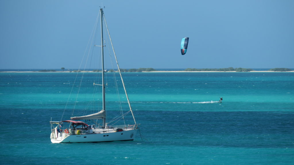 kiteboard los roques